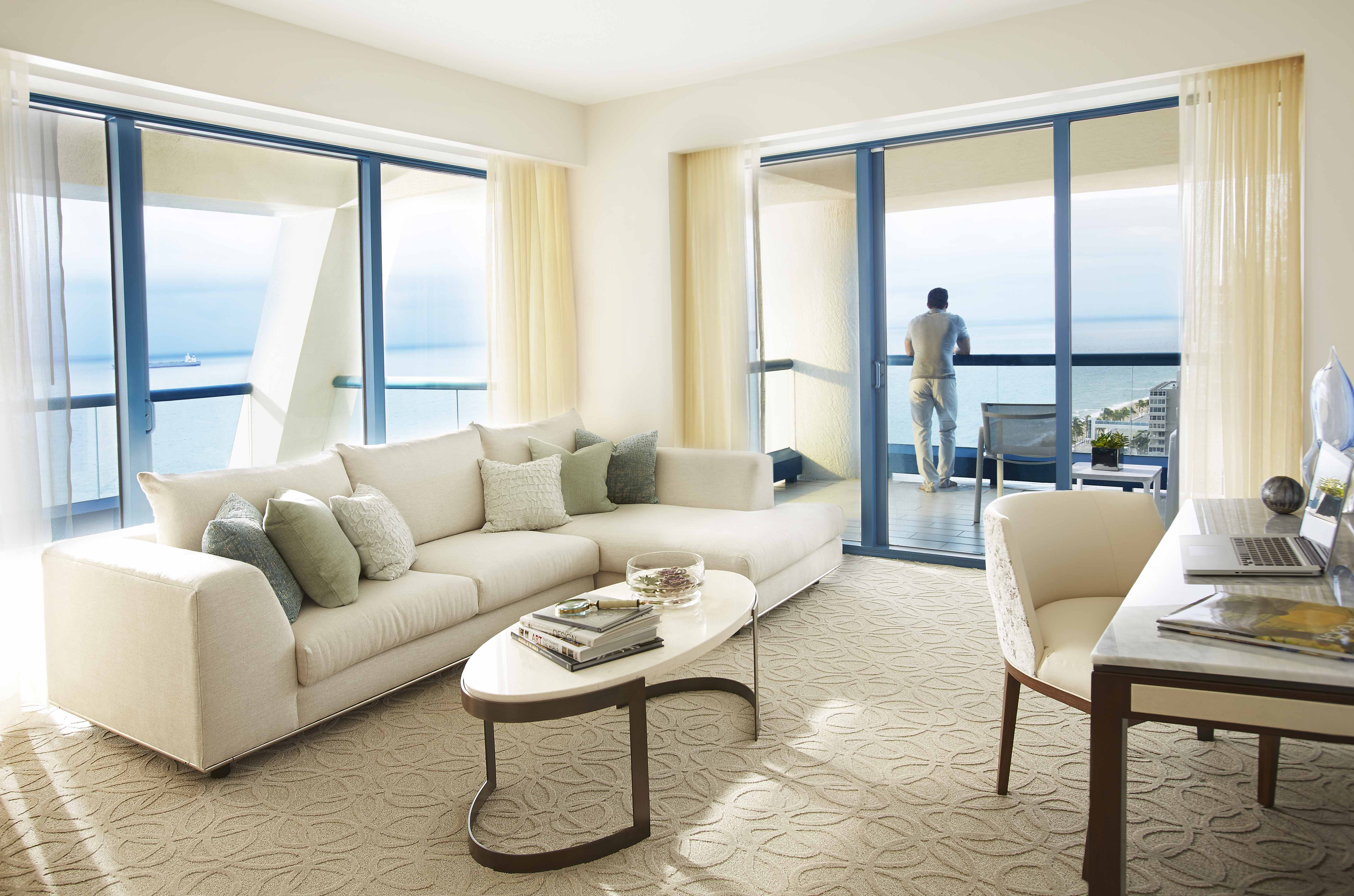 Wonderful 1-Bed within The Ocean at Fort Lauderdale - 5 Star Hotel ...