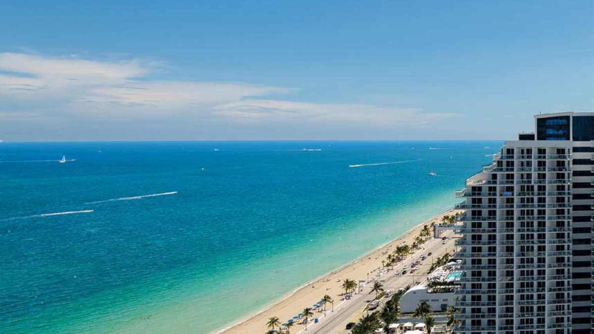 Wonderful 1 Bed Within The Ocean At Fort Lauderdale 5