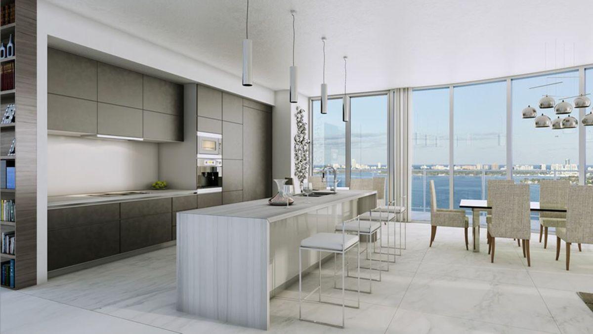 Aria On The Bay Luxury Apartments In Miami